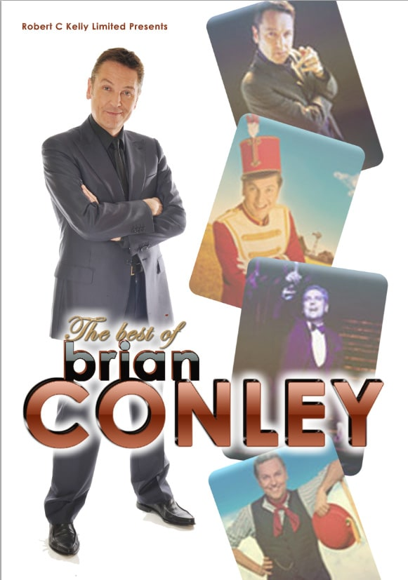 BRIAN CONLEY UK TOUR 2010
