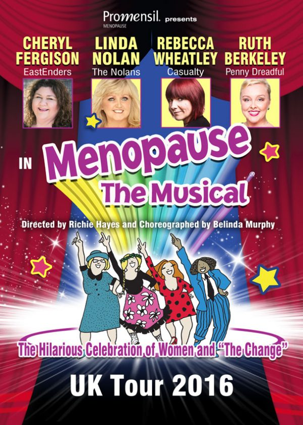 MENOPAUSE THE MUSICAL 2016