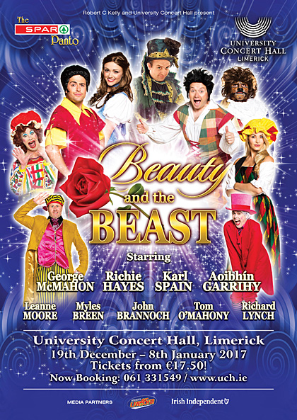 BEAUTY AND THE BEAST 2016