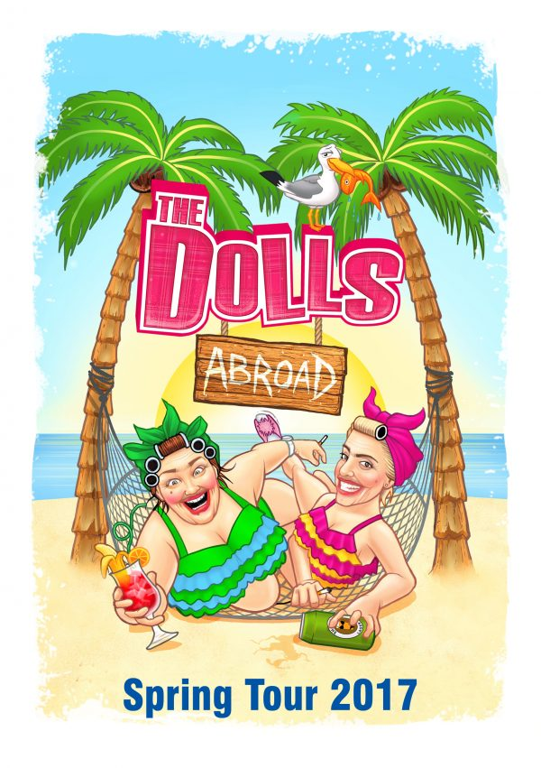 THE DOLLS ABROAD – Spring/Summer 2017 Tour