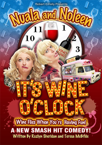 IT'S WINE O'CLOCK 2018