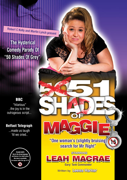 51 SHADES OF MAGGIE 2018