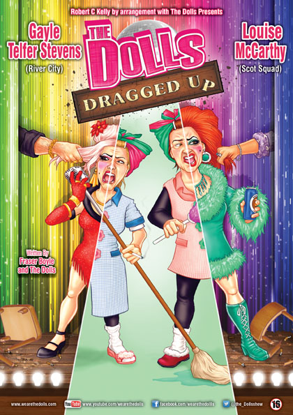 THE DOLLS DRAGGED UP 2018