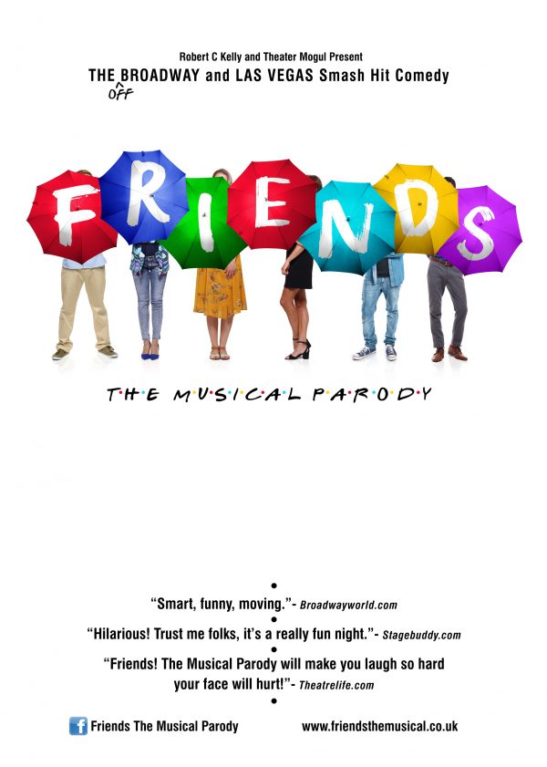 FRIENDS! THE MUSICAL PARODY 2021