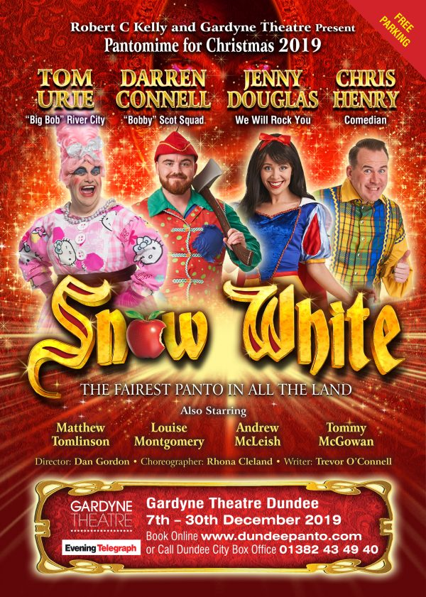 SNOW WHITE PANTOMIME 2019