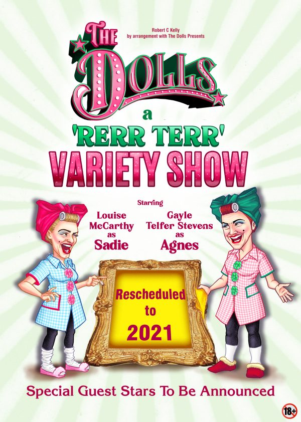THE DOLLS RERR TERR 2021