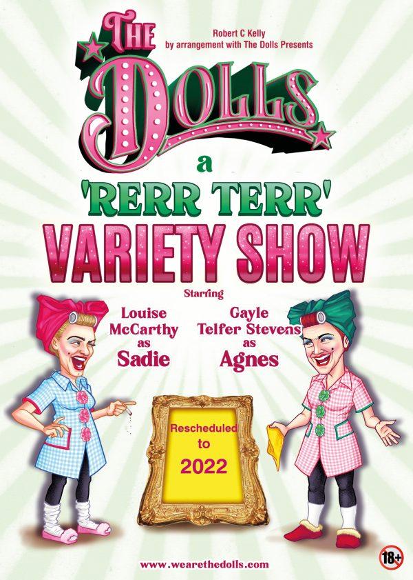 THE DOLLS RERR TERR 2022